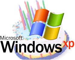 Windows XP Birthday