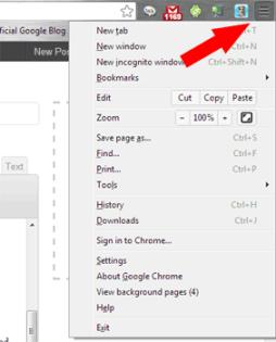 Chrome Tools Icon