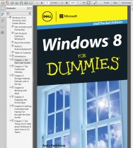 Windows 8 for Dummies - Pocket Edition
